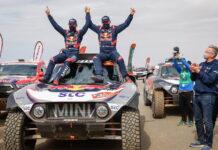 Stephane Peterhansel, X-Raid Mini JCW Team, Dakar 2021