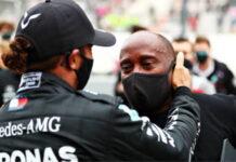 Lewis Hamilton, Anthony Hamilton