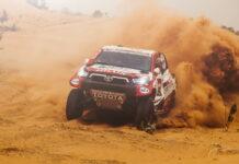 Giniel De Villiers, Toyota, Dakar 2021