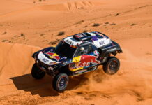 Carlos Sainz, X-Raid Mini JCW Team, Dakar 2021