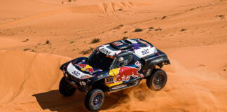Carlos Sainz, X-Raid Mini JCW Team, Dakar 2021