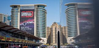 Azerbaijan Grand Prix, Baku City Circuit