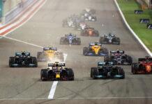 Start, Bahrain International Circuit