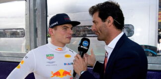 Max Verstappen, Mark Webber