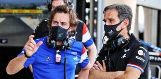Fernando Alonso, Davide Brivio