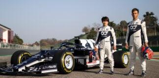 Yuki Tsunoda, Pierre Gasly