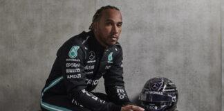 Mercedes-AMG F1 W12 E Performance Launch - Lewis Hamilton