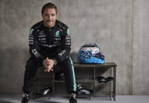 Mercedes-AMG F1 W12 E Performance Launch - Valtteri Bottas