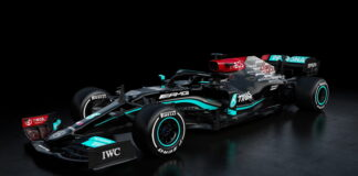 Mercedes-AMG F1 W12 E Performance Launch