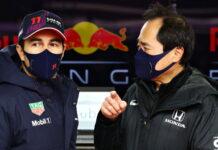 Sergio Perez, Toyoharu Tanabe