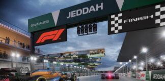 Saudi Arabian Grand Prix, Jeddah Street Circuit