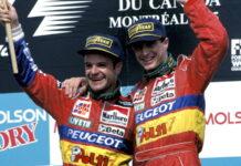 Rubens Barrichello, Eddie Irvine