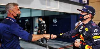 David Coulthard, Max Verstappen