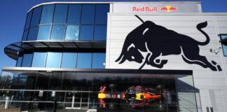 Red Bull Racing Factory