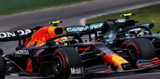 Sergio Perez, Sebastian Vettel