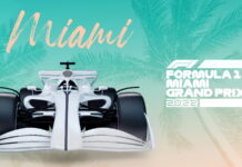 Miami Grand Prix, Hard Rock Stadium