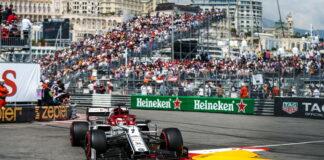 Kimi Raikkonen, Monaco Grand Prix