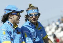 Fernando Alonso, Jarno Trulli