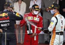 Max Verstappen, Carlos Sainz, Lando Norris