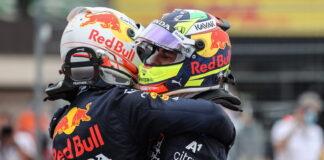 Max Verstappen, Sergio Perez