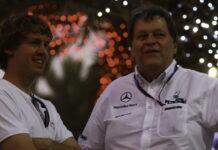 Sebastian Vettel, Norbert Haug