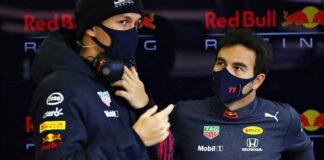 Alexander Albon, Sergio Perez