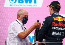 Helmut Marko, Max Verstappen