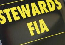 FIA stewards