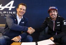Laurent Rossi, Fernando Alonso