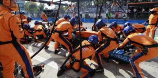 Daniel Ricciardo, pit stop