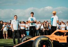 McLaren, MTC celebrations